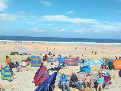 Brightlingsea Beach