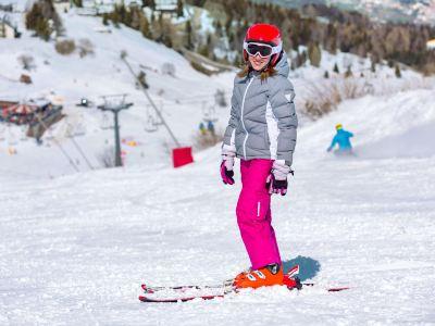 다웨이산 야외 스키장