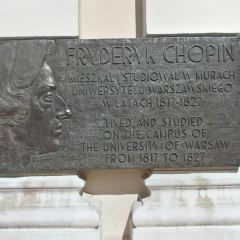 Chopin's bench User Photo