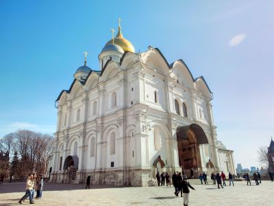 Cathedral of the Archangel (Arkhangelsky Sobor)