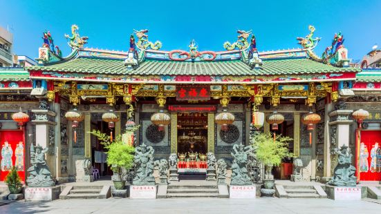 Kheng Hock Keong Chinese Temple