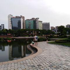 진화 인민광장 여행 사진