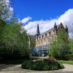 리즈 대학 여행 사진