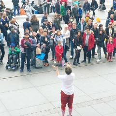 Trafalgar Square User Photo