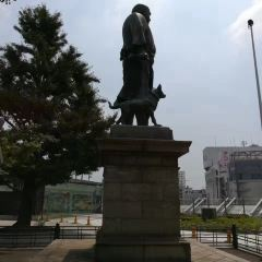 Saigo Takamori Statue User Photo