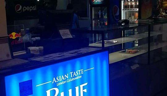 Blue Ginger Restaurant
