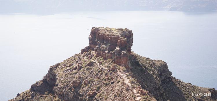 Skaros岩石2
