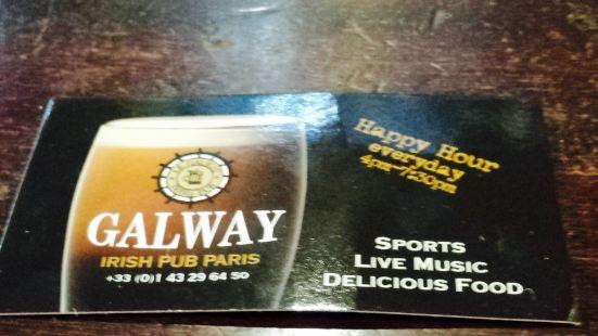 Le Galway, Irish Pub