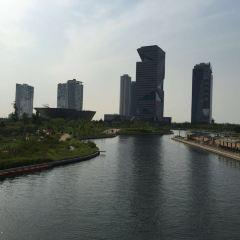 송도 센트럴 파크 여행 사진