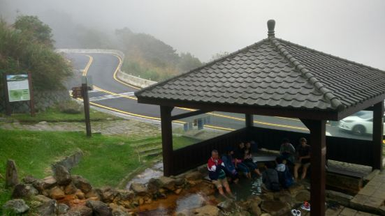 Lengshuikeng Visitor Center