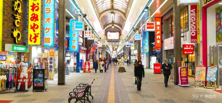 Tanukikoji Shopping Street3