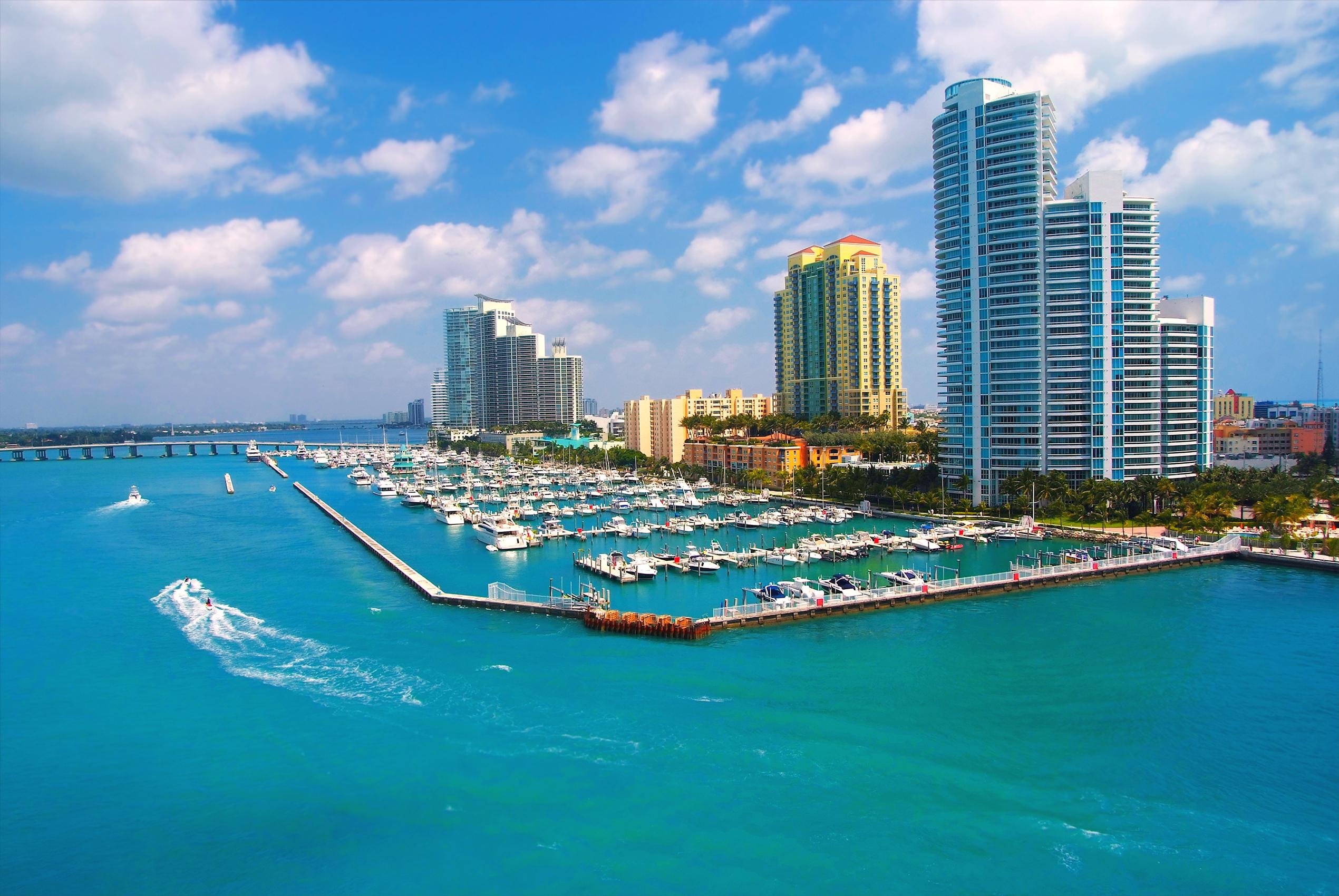 邁阿密港口
