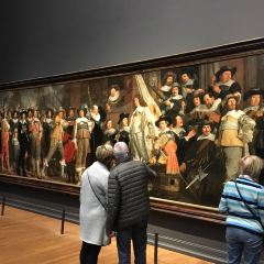 Rijksmuseum User Photo