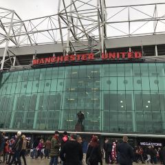 Old Trafford Stadium User Photo