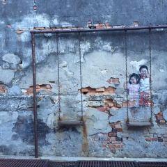 喬治城壁畫街用戶圖片