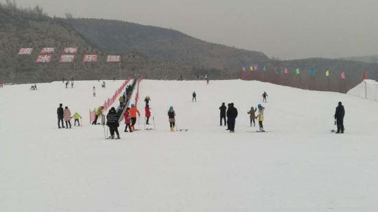 流平寺冰雪樂園