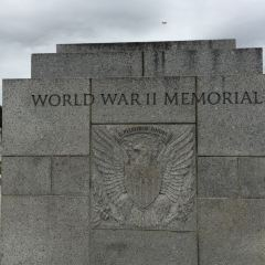 National WWII Memorial User Photo