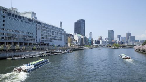 오사카 수상버스
