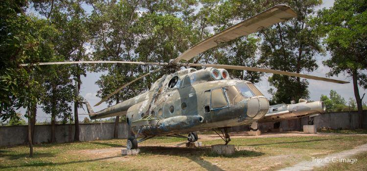 カンボジア戦争博物館1