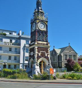 CBD Christchurch