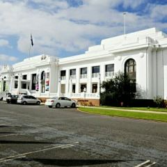 Gardens at Old Parliament House User Photo