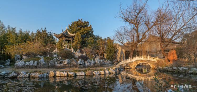 The Former Residence of Wu Cheng'en1