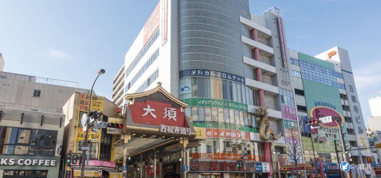 Osu Shopping Street3