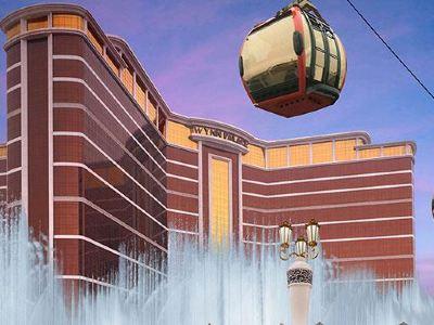 Wynn Palace Skycab