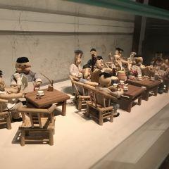 청두박물관 신관 여행 사진