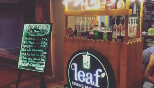 Leaf - Drinks And More