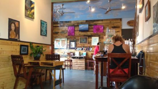 The Sweet Spot- Coffee, Art & Soul