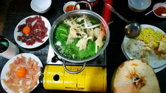 72 Khmer Food Soup & BBQ