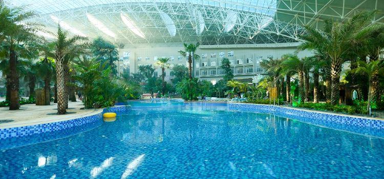Feishi'er Seaview Hot Spring Resort, Fisher Island1