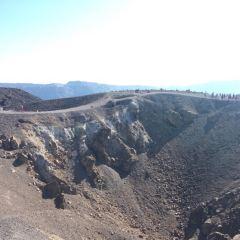 Nea Kameni Volcano User Photo