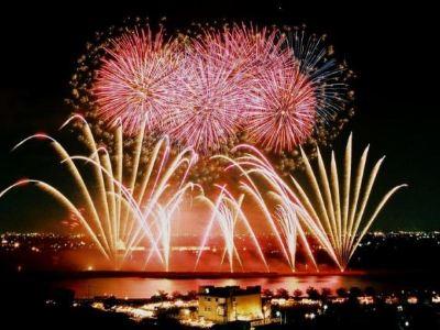 Kuwana Suigo Fireworks