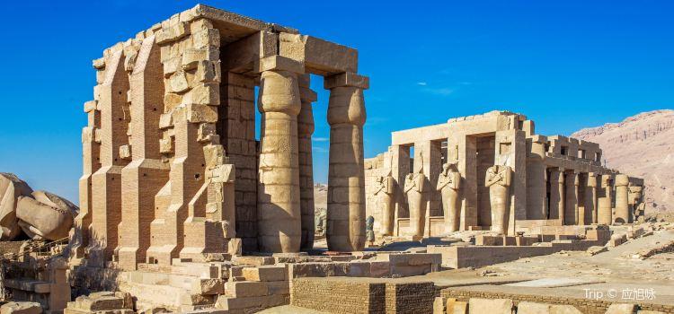 拉美西斯神廟
