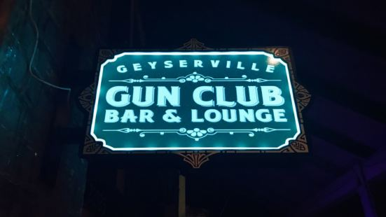 Geyserville Gun Club Bar & Lounge