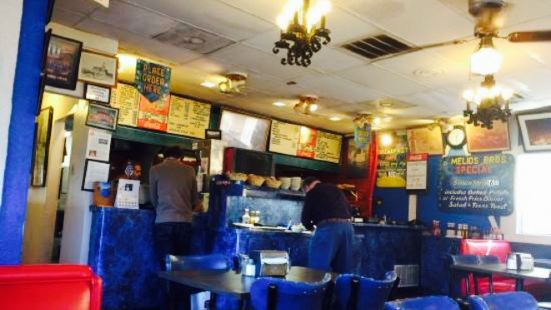 Melios Bros Char Bar