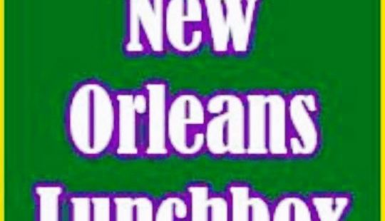 New Orleans Lunchbox