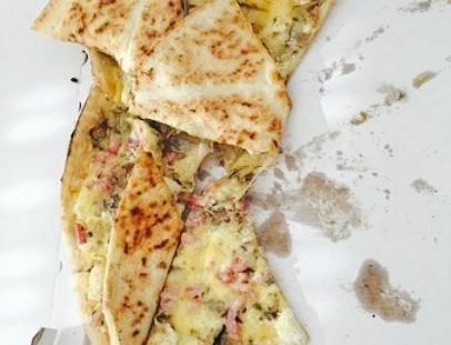Pizza Lumberjack