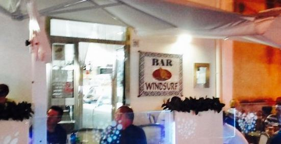 Bar Windsurf