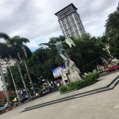 말라테 교회 여행 사진