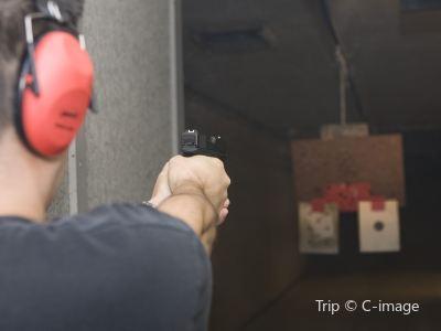 MGV射擊體驗