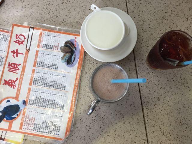 義順牛奶公司(新馬路老店)
