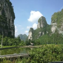 Hechi Small Three Gorges  User Photo