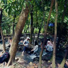 甲米溫泉瀑布用戶圖片