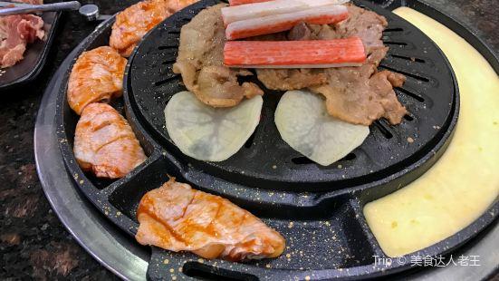 Weekend Pu Zi Tan Huo Barbecue ( Xin Hua Xiao Lu )