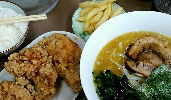 中國蕎麥麵條