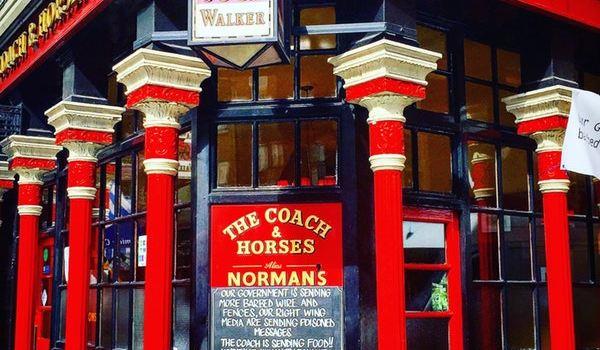 Norman's Coach & Horses1