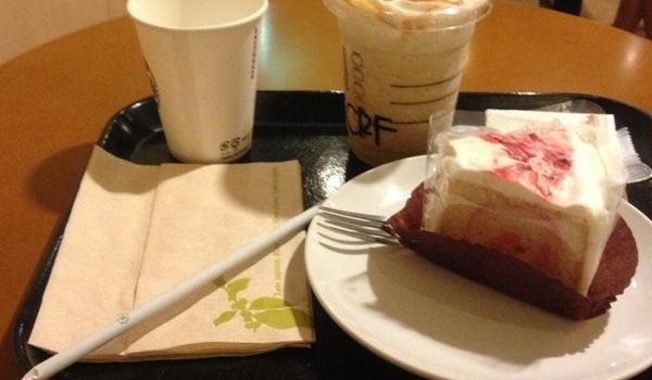 Starbucks Coffee, Canal City Hakata3